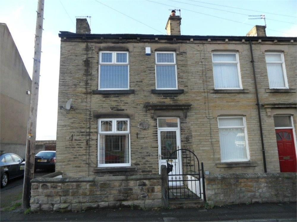2 Bedrooms End Of Terrace House for sale in Brighton Street, Heckmondwike