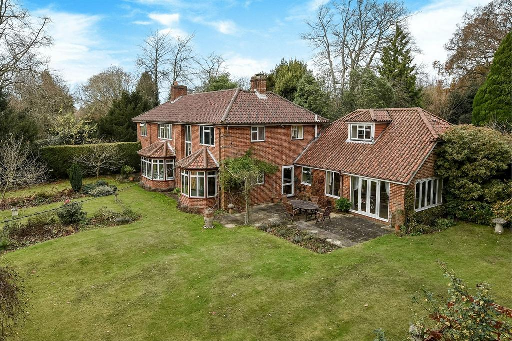 6 Bedrooms Detached House for sale in Shawford, Winchester, Hampshire