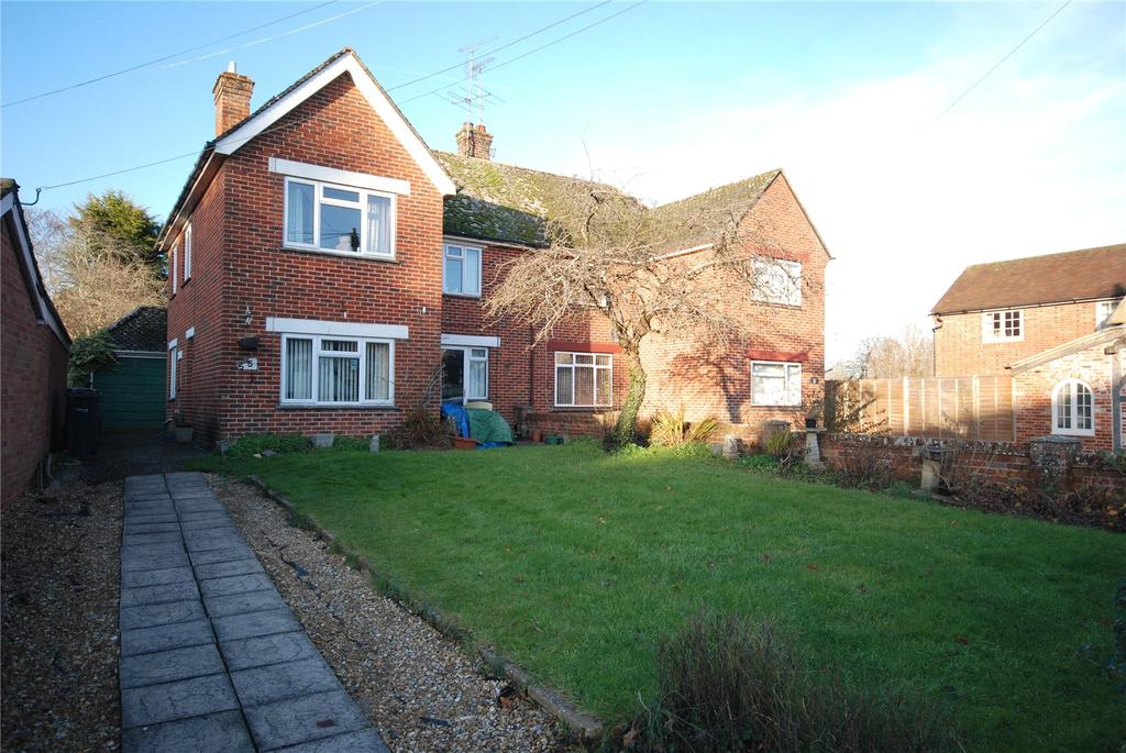 3 Bedrooms Semi Detached House for sale in The Borough, Downton, Salisbury, Wiltshire, SP5