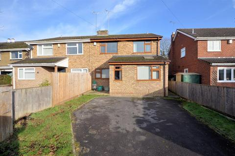 4 bedroom semi-detached house for sale - Brading Way, Purley On Thames, Reading