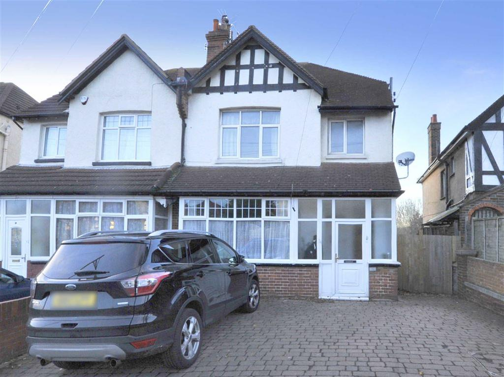 3 Bedrooms Flat for sale in Hangleton Road, Hove