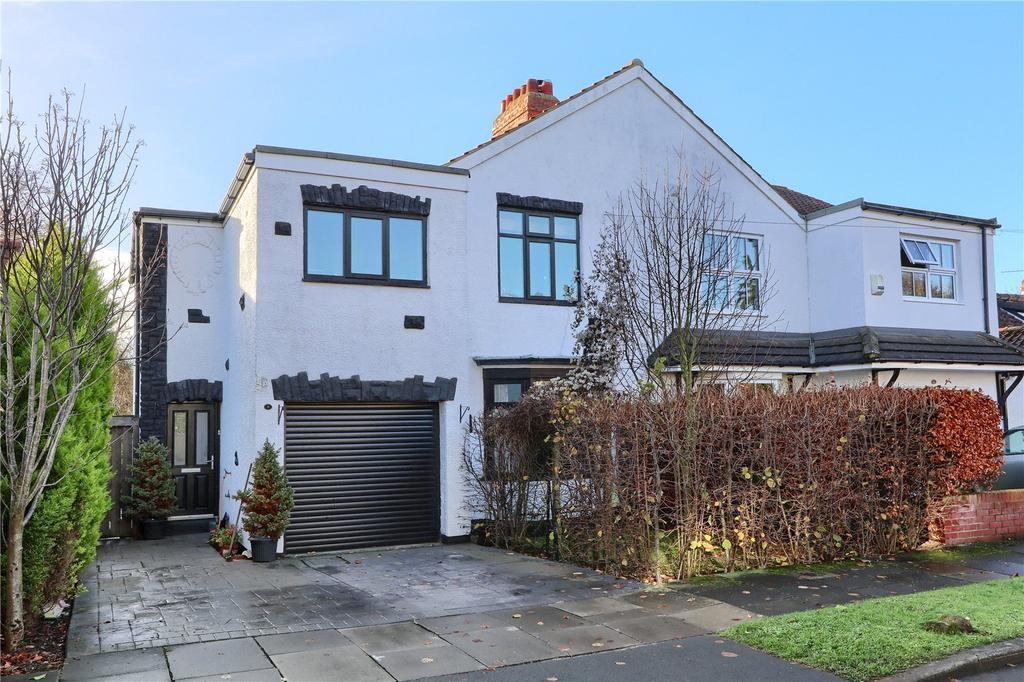 4 Bedrooms Semi Detached House for sale in Bedford Road, Nunthorpe