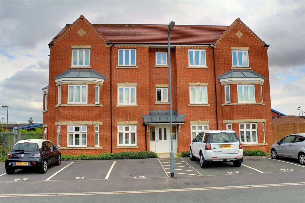 2 Bedrooms Flat for sale in Harvington Chase, Coulby Newham