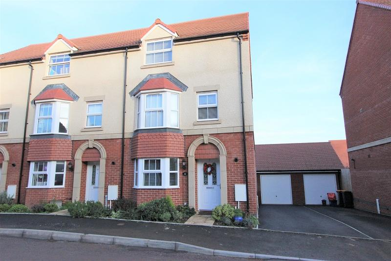 4 Bedrooms End Of Terrace House for sale in Sycamore Drive, Newport, Newport. NP20 5EU