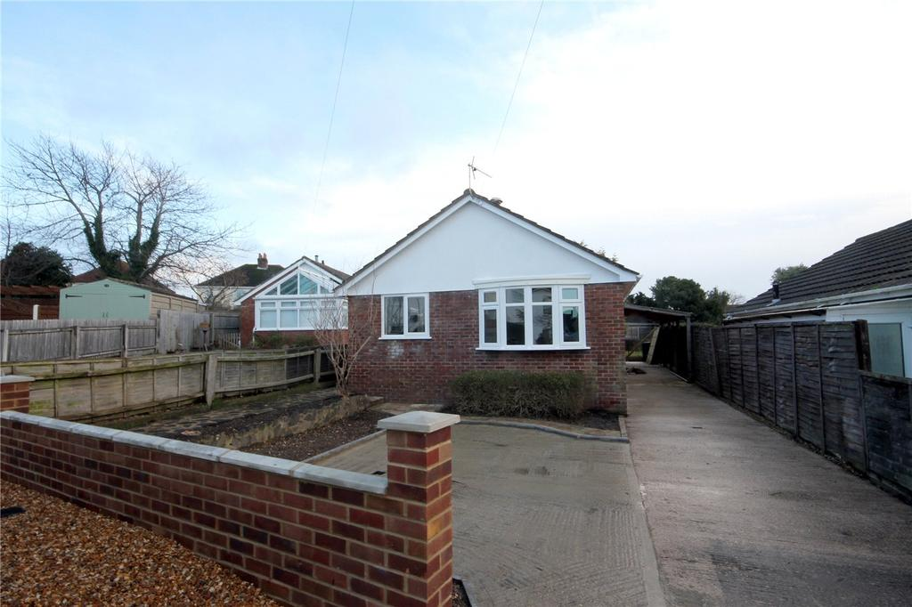 2 Bedrooms Detached Bungalow for sale in Bub Lane, Stanpit, Christchurch, Dorset, BH23