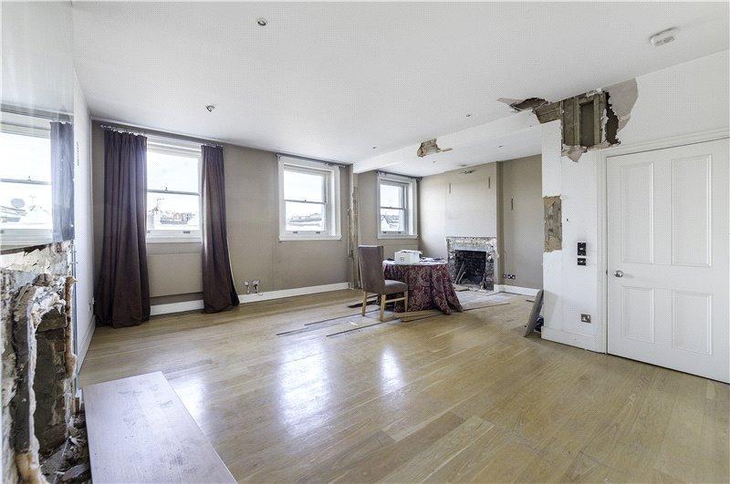 3 Bedrooms Maisonette Flat for sale in Queen's Gate Terrace, London, SW7