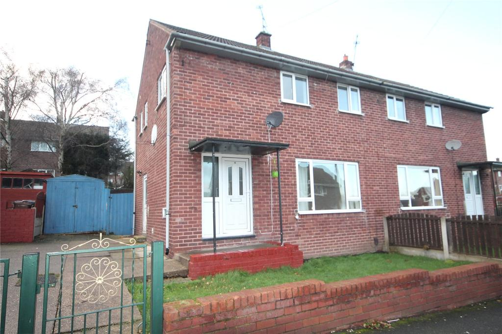 3 Bedrooms Semi Detached House for sale in Wheatley Close, Honeywell, Barnsley, S71