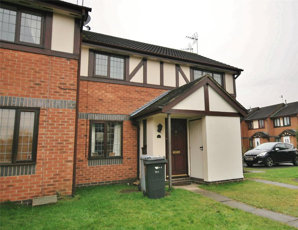 2 Bedrooms Apartment Flat for sale in Kestrel Drive, Crewe, Cheshire, CW1