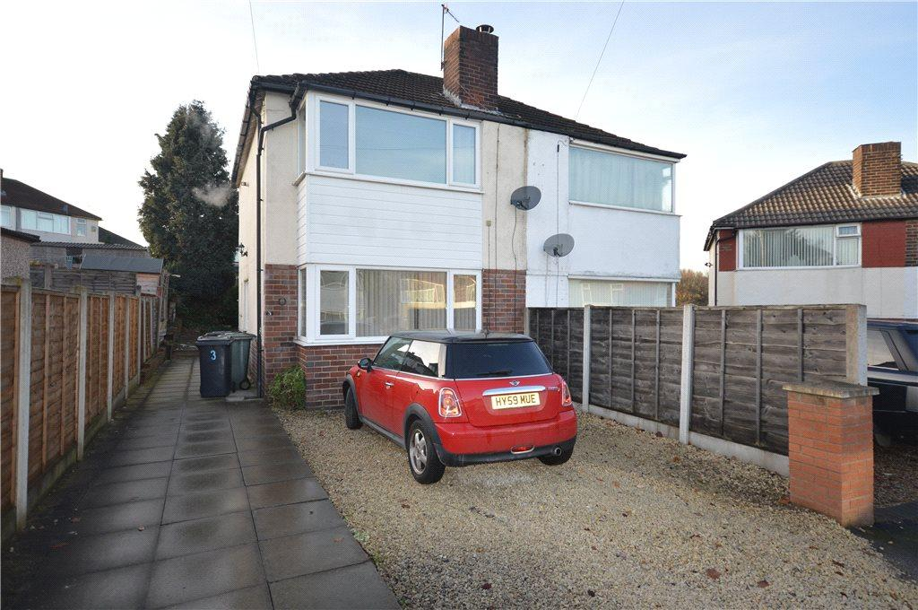 2 Bedrooms Semi Detached House for sale in Southleigh View, Leeds, West Yorkshire