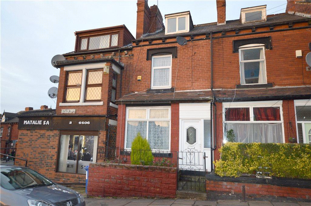 3 Bedrooms Terraced House for sale in Milan Road, Harehills, Leeds