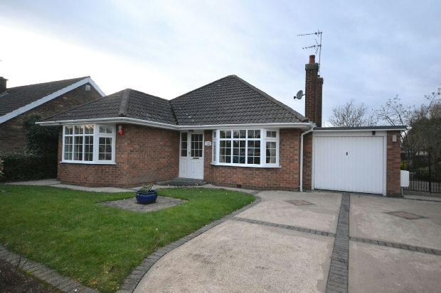 2 Bedrooms Detached Bungalow for sale in Pelham Avenue, Scartho, Grimsby