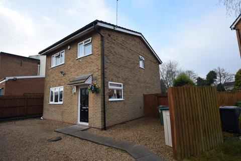 3 bedroom detached house for sale - Laxton Grove, Solihull, West Midlands