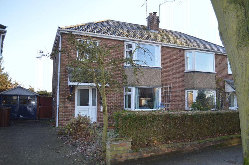 3 Bedrooms Semi Detached House for sale in Grange Crescent, Lincoln