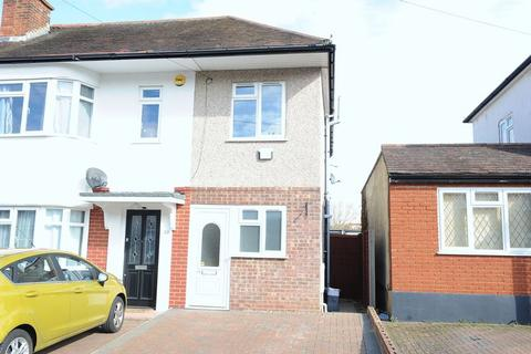 2 bedroom end of terrace house to rent - Manningtree Road, Ruislip