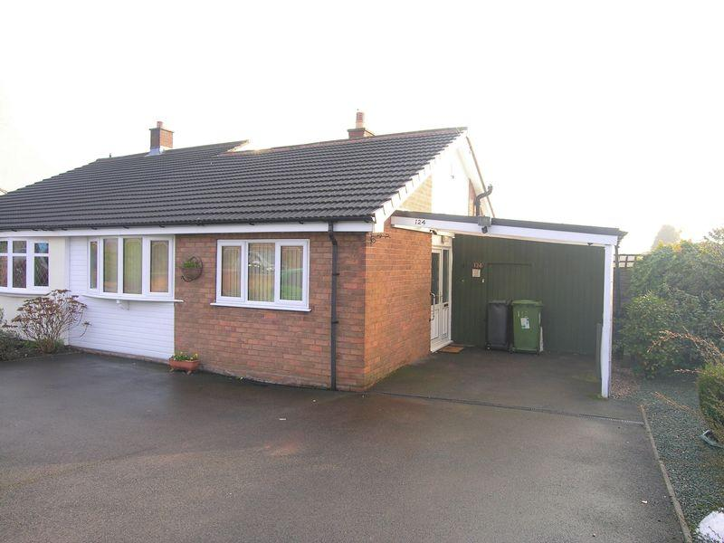 2 Bedrooms Semi Detached Bungalow for sale in Lichfield Road, Walsall