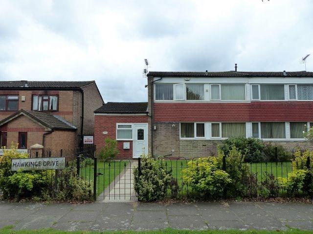 4 Bedrooms Semi Detached House for sale in Hawkinge Drive, Birmingham