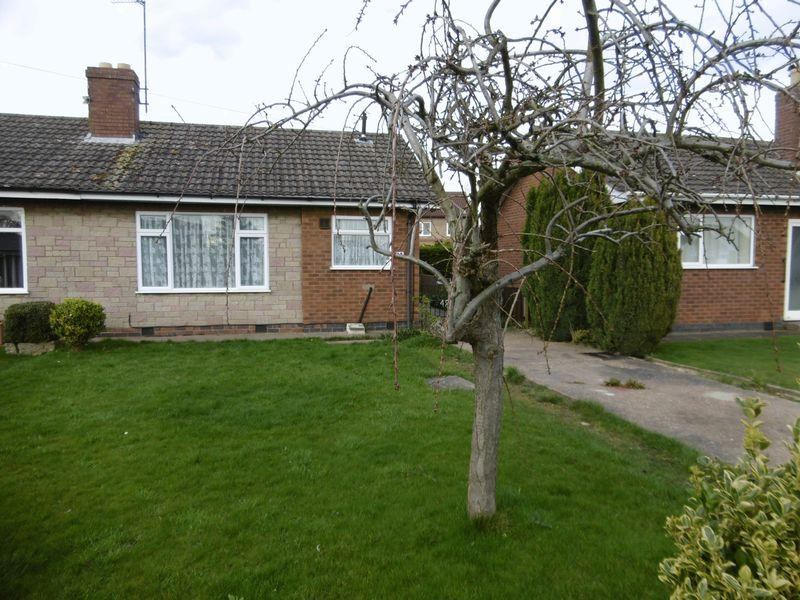 1 Bedroom Semi Detached Bungalow for rent in Dutton Avenue, Skegness