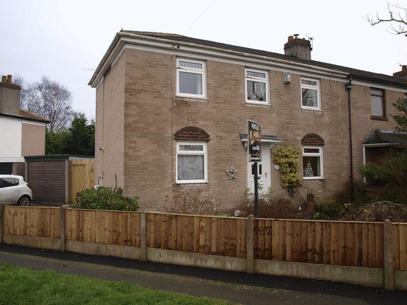 3 Bedrooms Semi Detached House for sale in Owley Wood Road, Weaverham, CW8 3LF