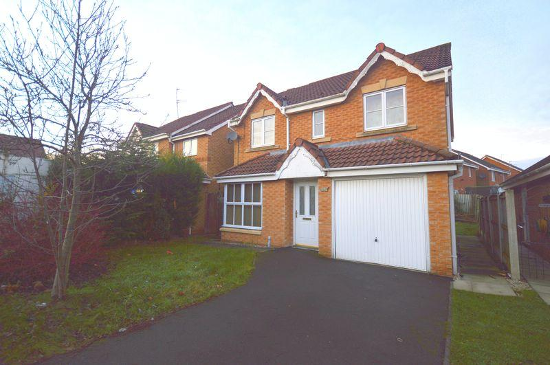 4 Bedrooms Detached House for sale in Stirling Lane, L25