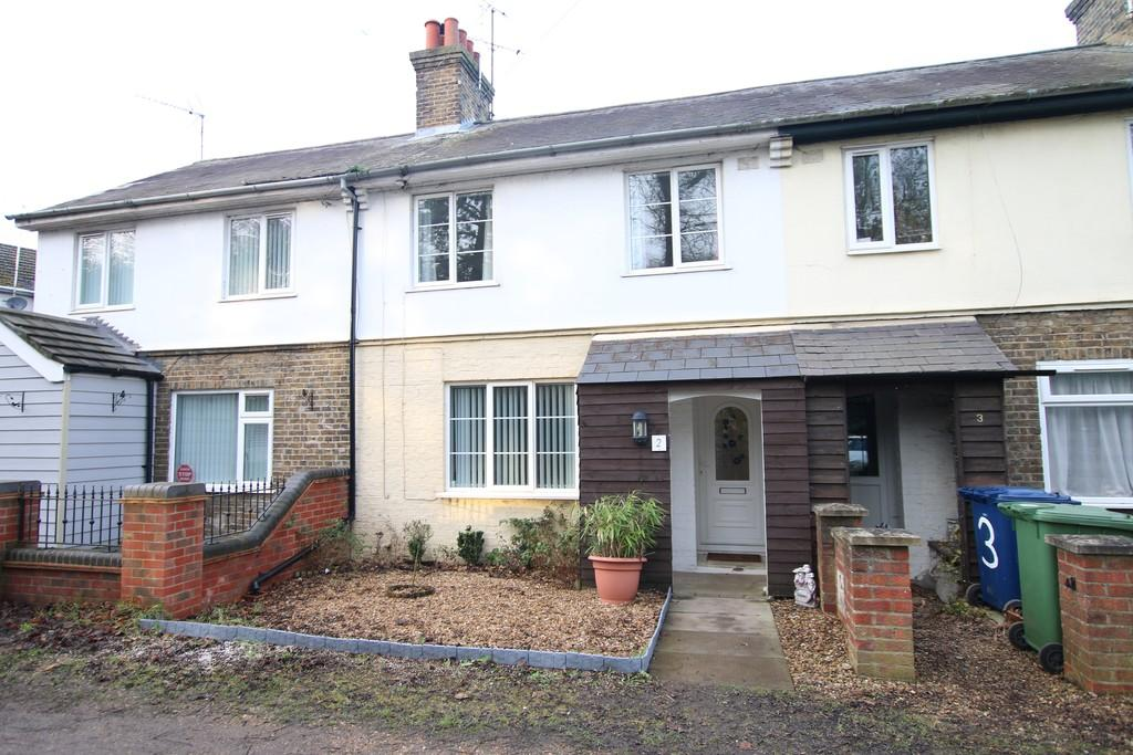3 Bedrooms Terraced House for sale in Thornton Road, March