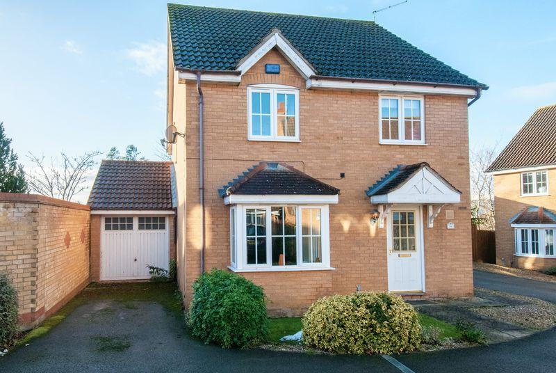 4 Bedrooms Detached House for sale in Larkin Gardens, Higham Ferrers