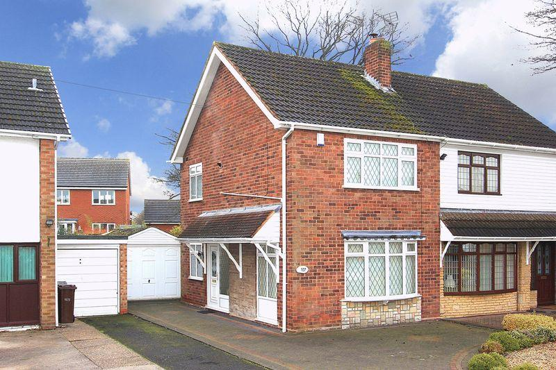 2 Bedrooms Semi Detached House for sale in FORDHOUSES, Taunton Avenue