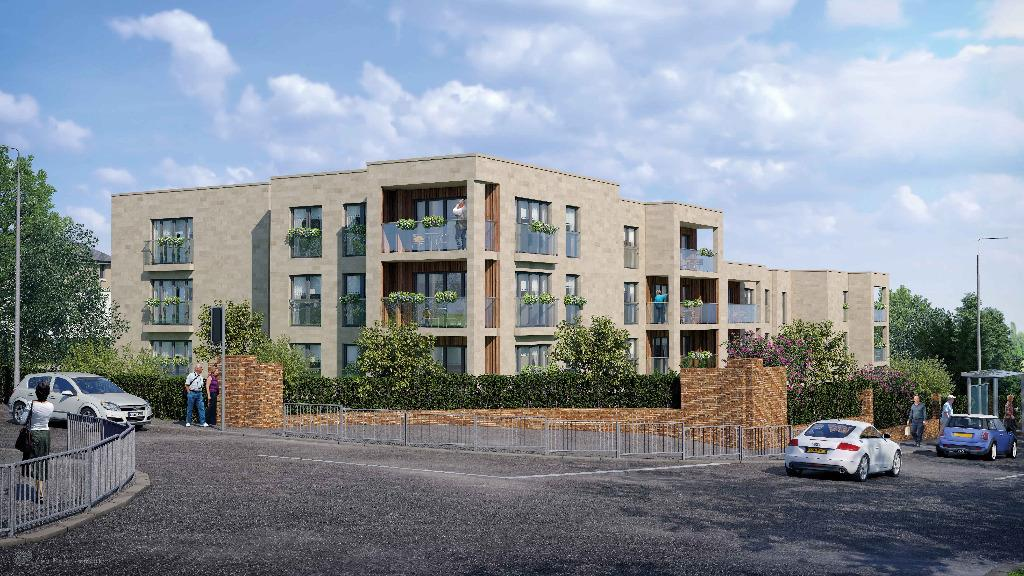 2 Bedrooms Flat for sale in Canniesburn Drive, Bearsden, East Dunbartonshire, G61 1RX