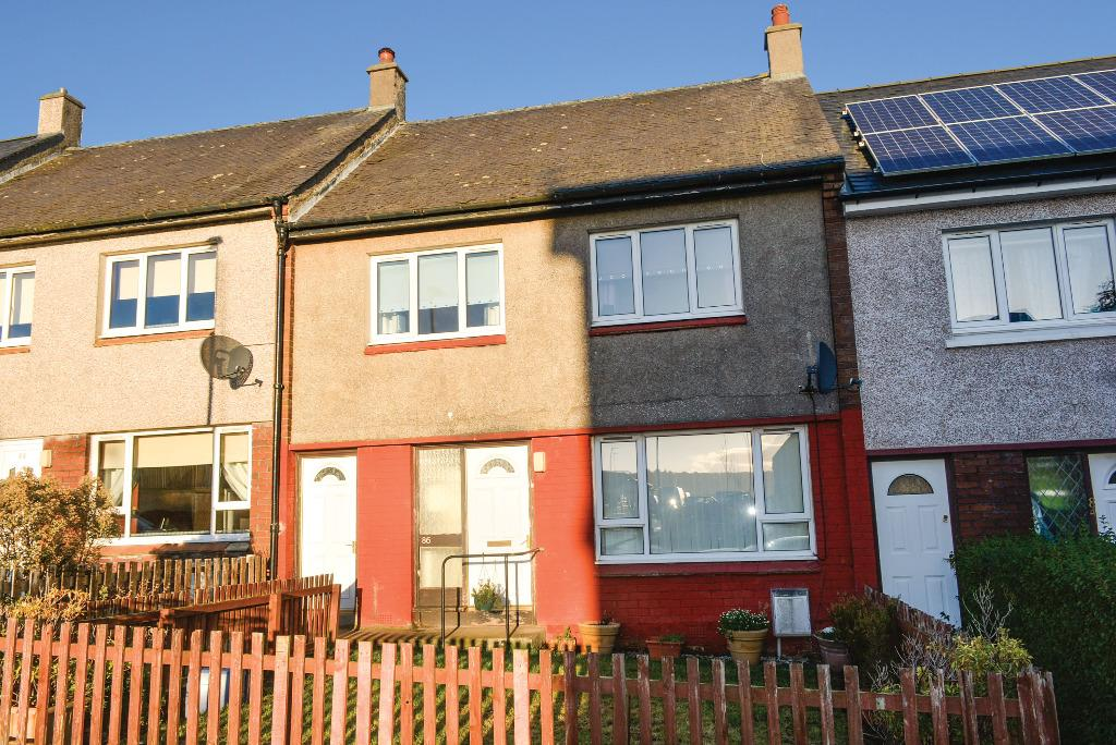 3 Bedrooms Terraced House for sale in Cultenhove Road, St. Ninians, Stirling, FK7 9EB