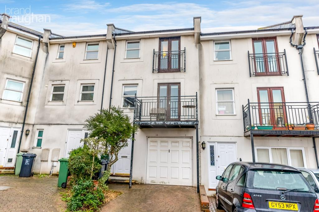 3 Bedrooms Terraced House for sale in Southdown Mews, Brighton, BN2