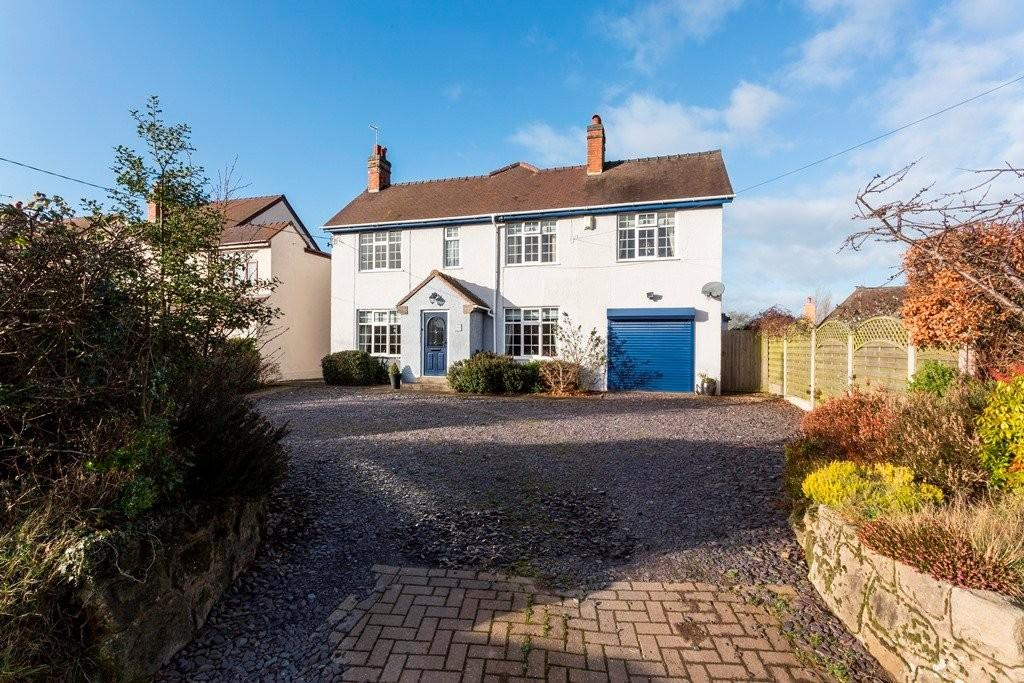 5 Bedrooms Detached House for sale in Coppenhall, Stafford
