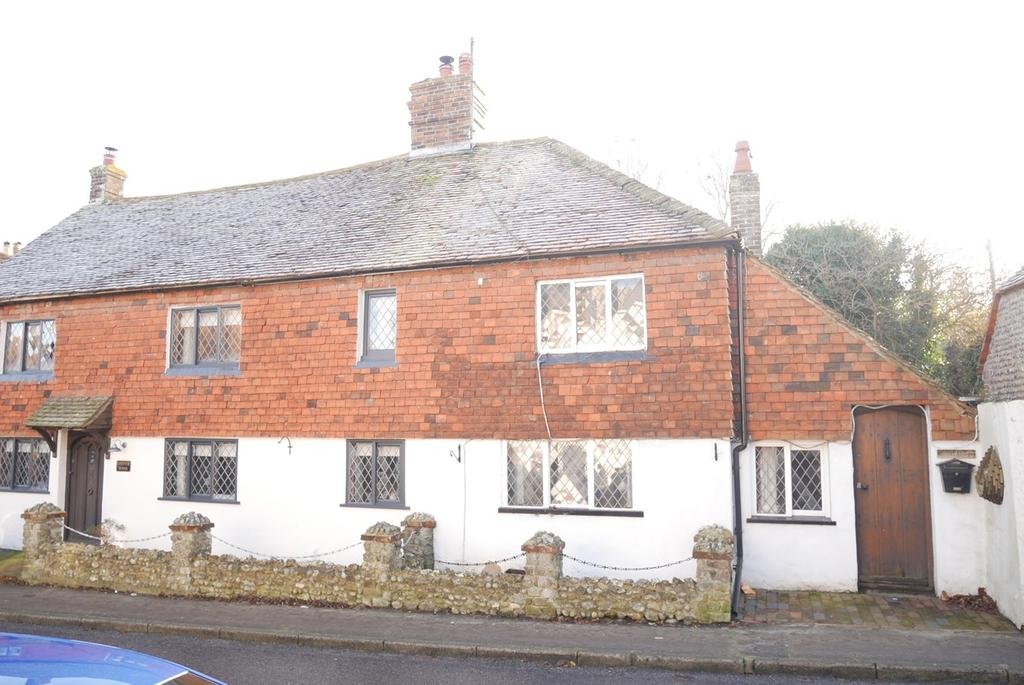 2 Bedrooms Semi Detached House for sale in High Street, Pevensey, BN24