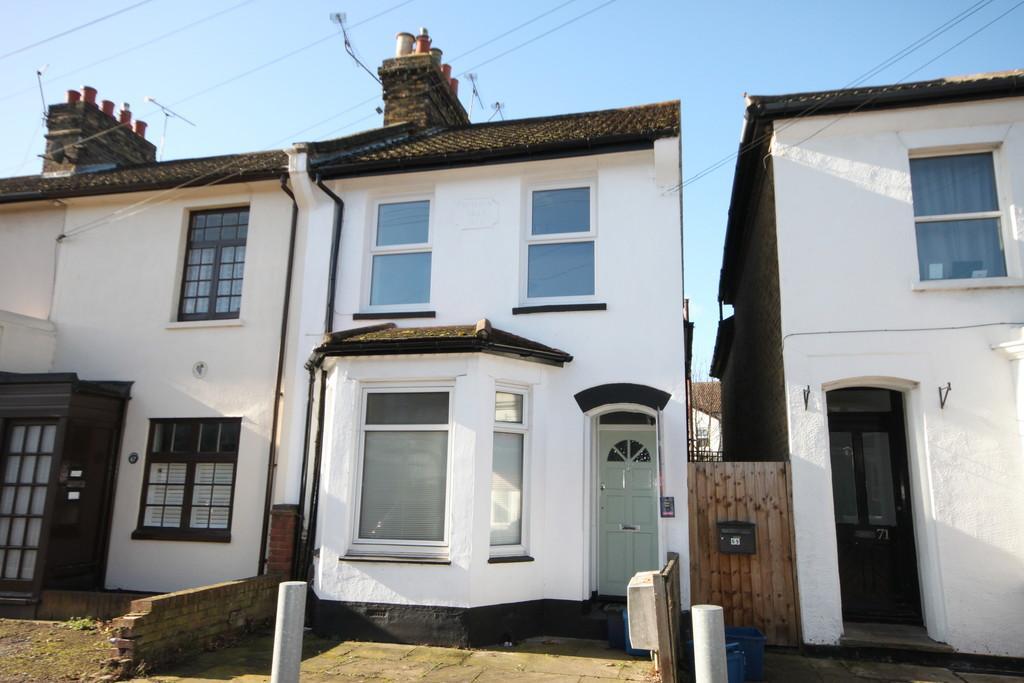 2 Bedrooms Flat for sale in Park Street, Westcliff-on-Sea