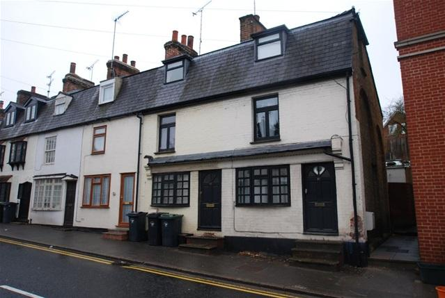 2 Bedrooms Terraced House for sale in Silver Street, Stansted, Stansted