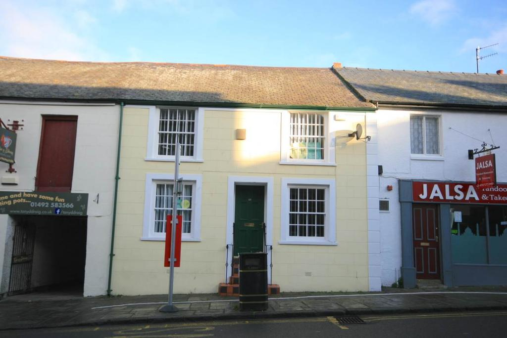 3 Bedrooms Town House for sale in 29 Castle Street, Conwy, LL32 8AY