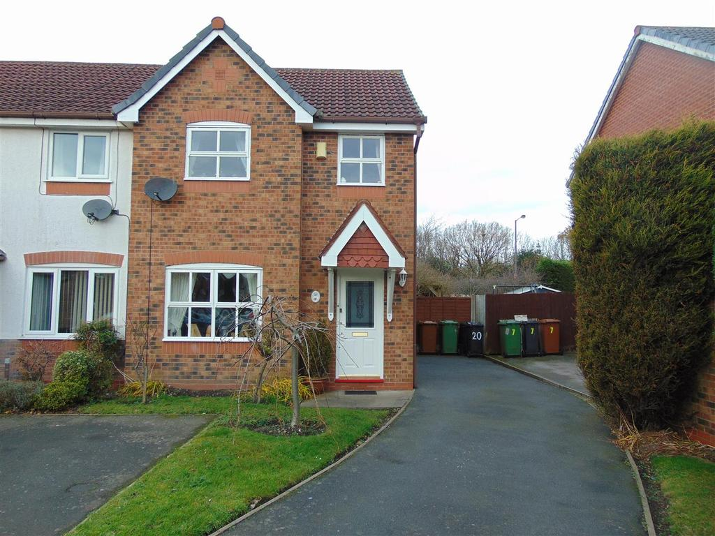 3 Bedrooms Semi Detached House for sale in Dunnerdale Road, Clayhanger, Walsall