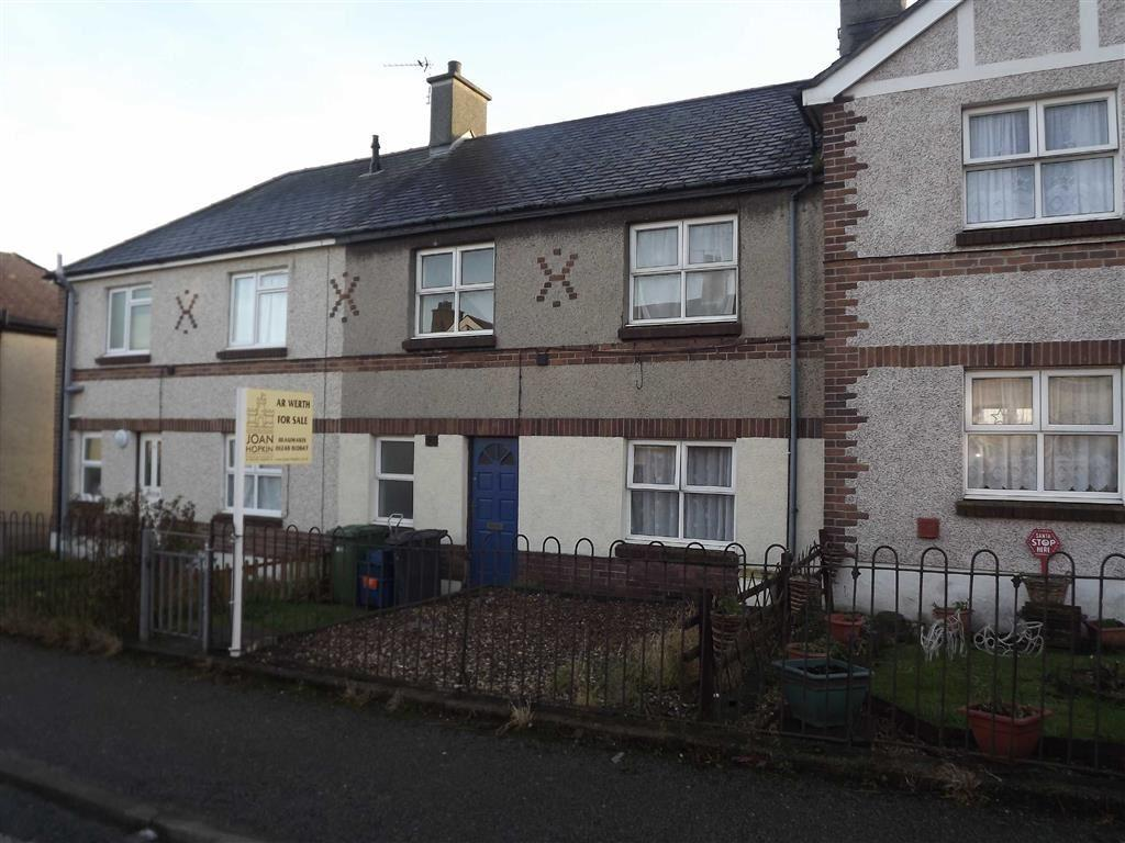 2 Bedrooms Terraced House for sale in Maes Hyfryd, Beaumaris, Isle Of Anglesey