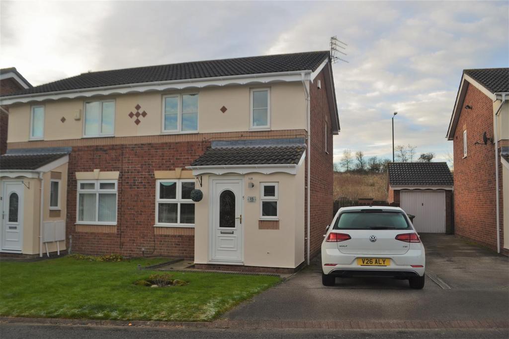 3 Bedrooms Semi Detached House for sale in Lacebark, Burdon Vale, Sunderland