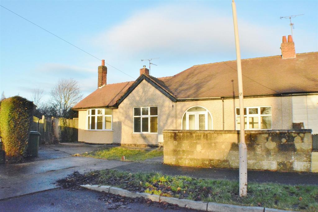 4 Bedrooms Semi Detached Bungalow for rent in Perlethorpe Avenue, Mansfield