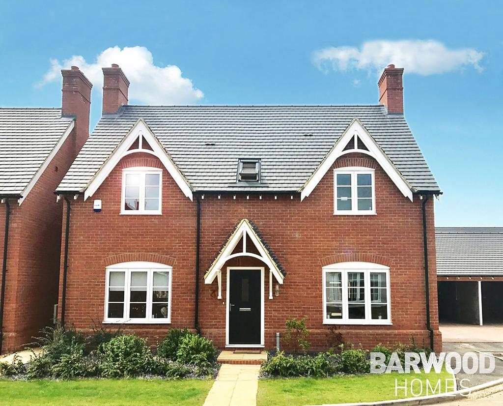 3 Bedrooms Detached House for sale in Tatton V, Meadow View, Adderbury, Oxfordshire, OX17