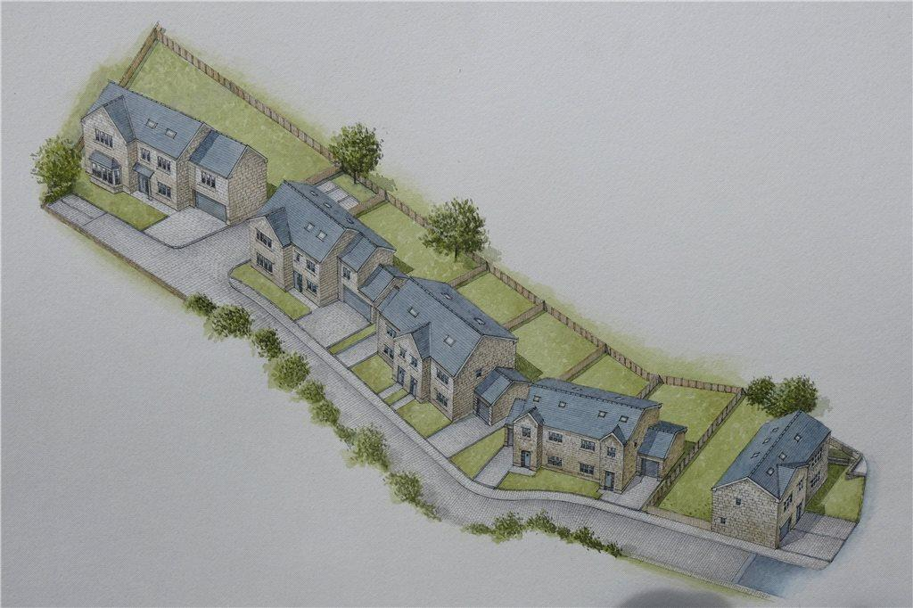 6 Bedrooms Detached House for sale in Falcon Road, Bingley, West Yorkshire