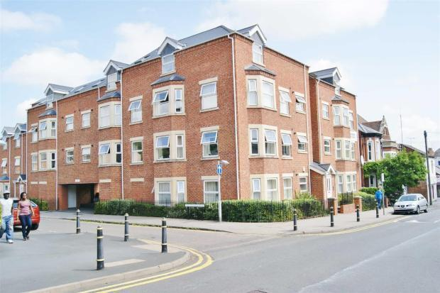 2 Bedrooms Apartment Flat for sale in King Edward Road, Rugby