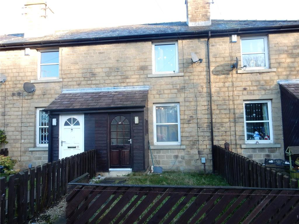 2 Bedrooms Terraced House for sale in Springbank, Huddersfield, HD2