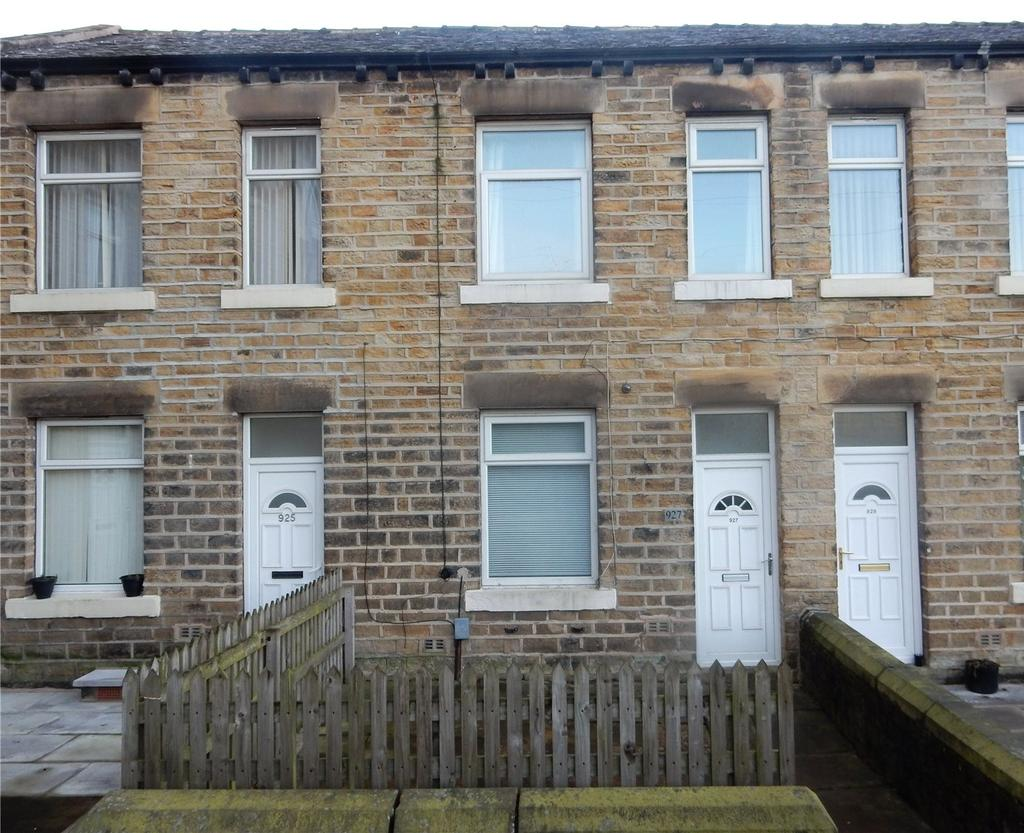 2 Bedrooms Terraced House for sale in Manchester Road, Cowersley, Huddersfield, HD4