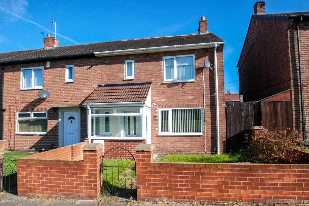2 Bedrooms Terraced House for sale in Peel Gardens, South Shields