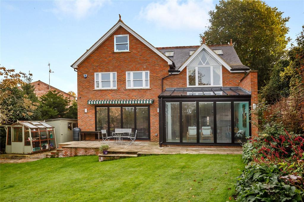 6 Bedrooms Detached House for sale in Grange Street, St. Albans, Hertfordshire