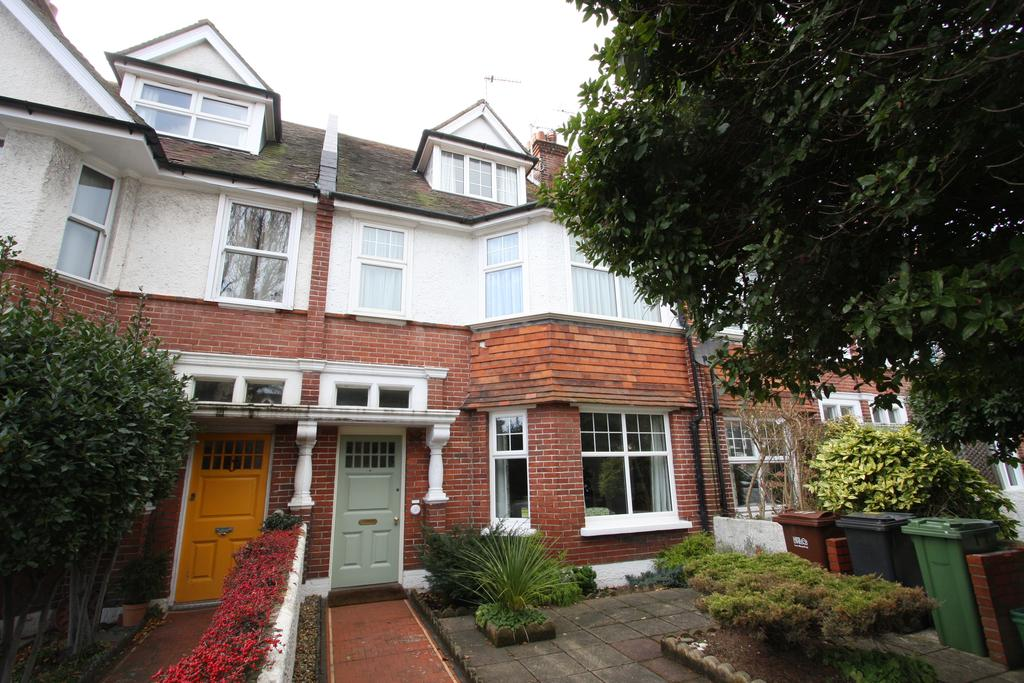 5 Bedrooms Terraced House for sale in Willingdon Road, Eastbourne BN21