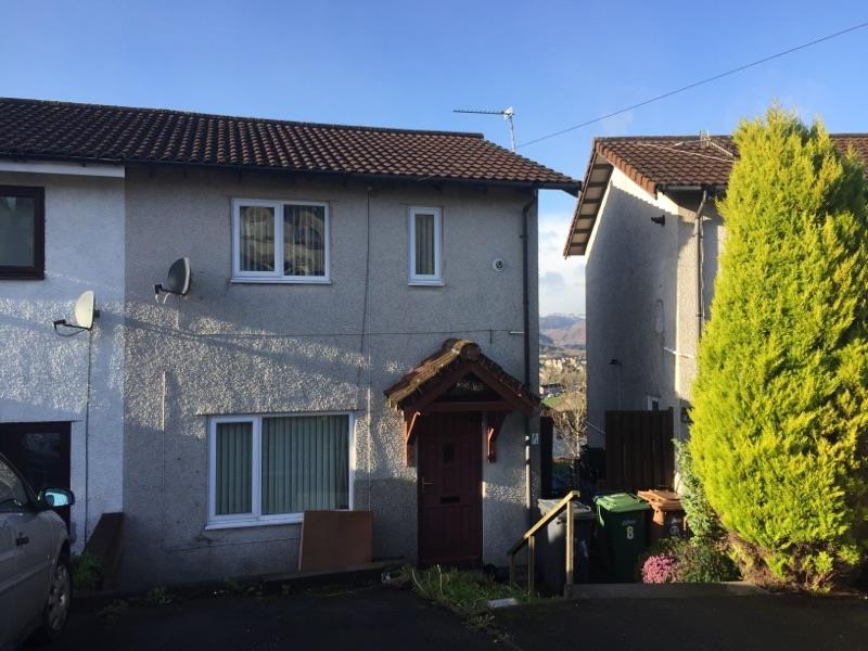 2 Bedrooms Semi Detached House for sale in Cader Idris Close, Risca, Newport
