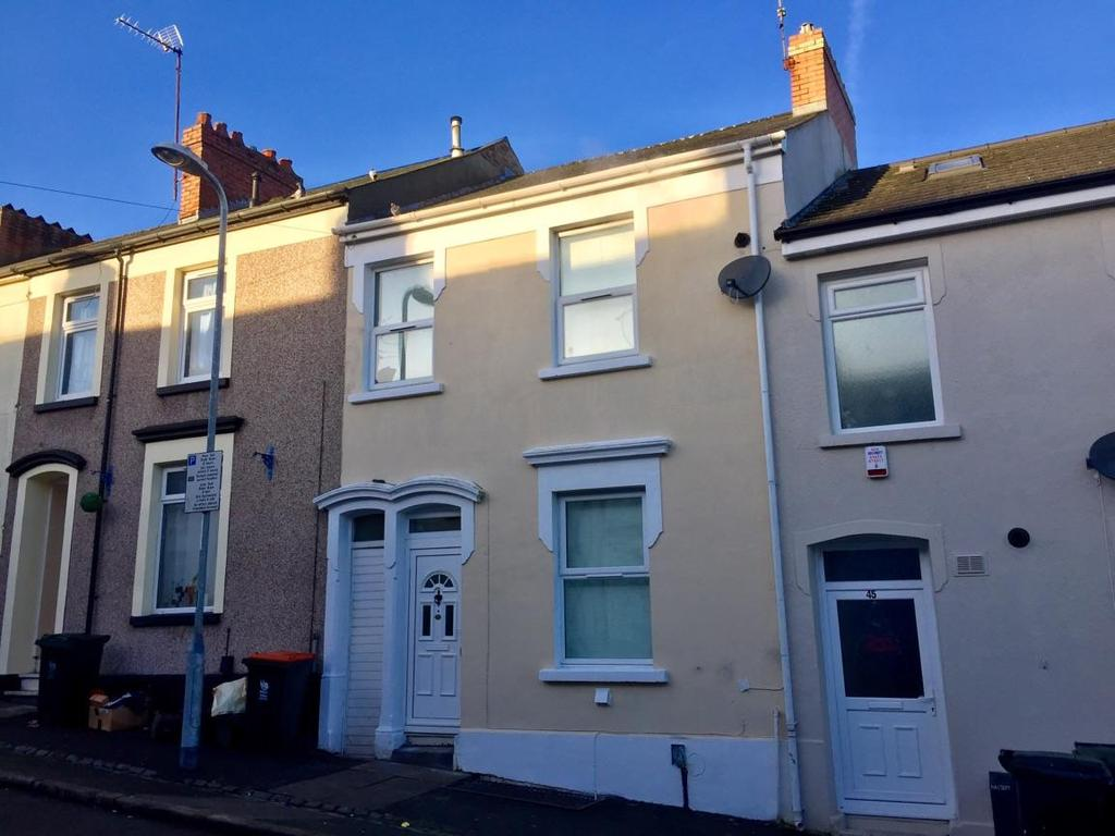 4 Bedrooms Terraced House for sale in St. Edward Street, Newport