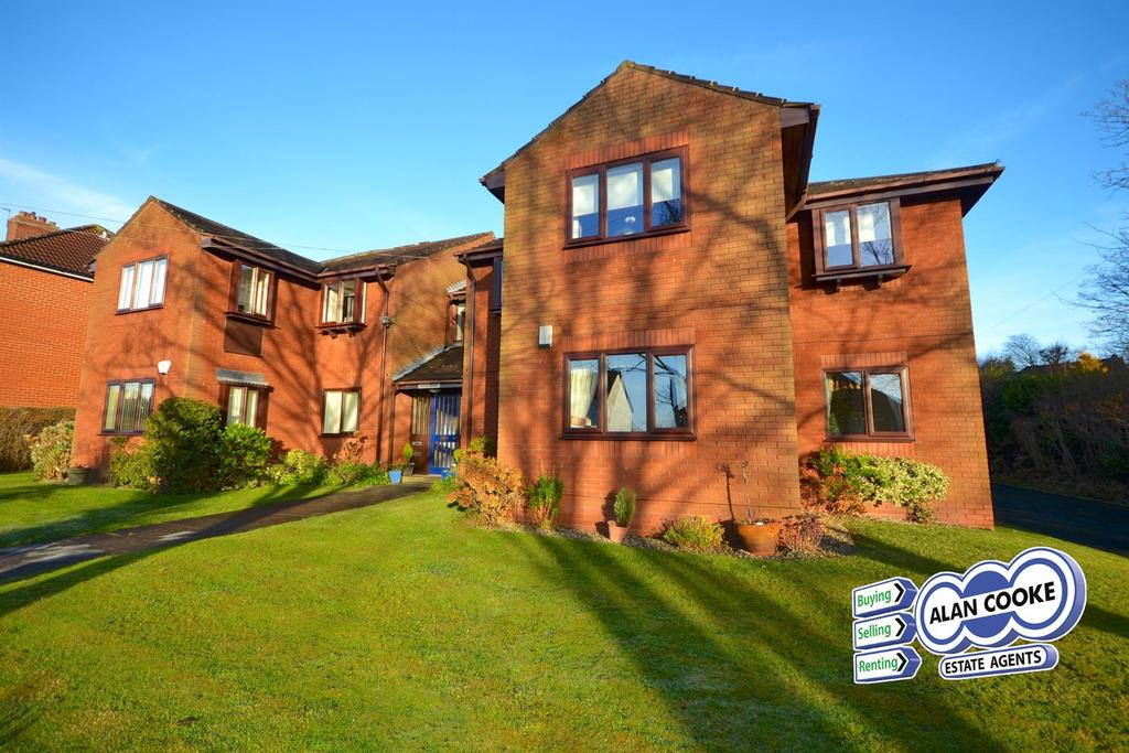 2 Bedrooms Flat for sale in Woodthorne, The Lane, Alwoodley