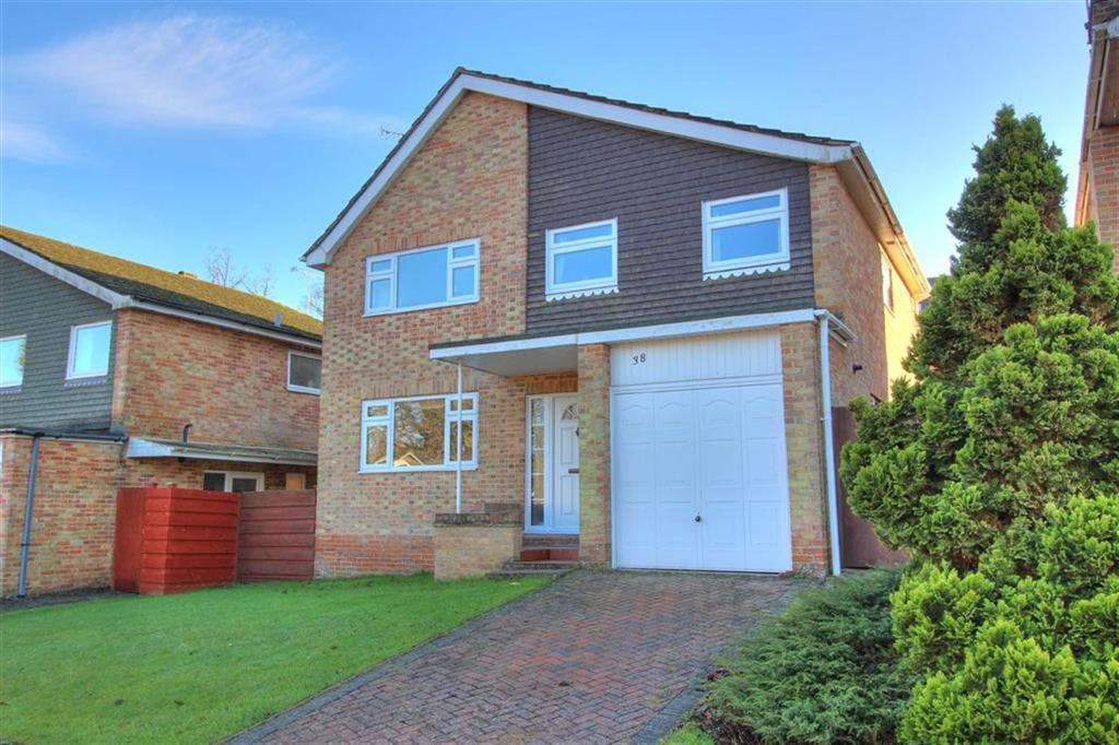 4 Bedrooms Detached House for sale in Westwood Gardens, Hiltingbury, Chandlers Ford, Hampshire